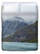 Glacier Bay Tarr Inlet Duvet Cover