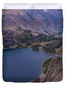 Glacier Lake 2 Duvet Cover