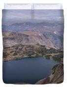 Glacier Lake 3 Duvet Cover