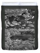 Glacier Lake Duvet Cover