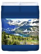 Glacier National Park2 Duvet Cover