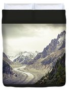 Glacierway Duvet Cover