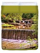 Glade Creek 002 Duvet Cover