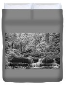 Glade Creek Mill Duvet Cover