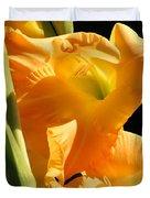 Gladiola Duvet Cover