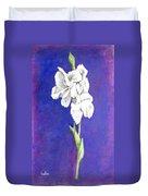 Gladiolus 2 Duvet Cover