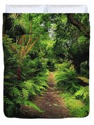Glanleam, Co Kerry, Ireland Pathway Duvet Cover