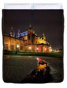 Glasgow Kelvingrove Art Gallery Duvet Cover