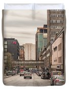 Glasgow Renfield Street Duvet Cover