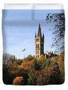 Glasgow University Duvet Cover