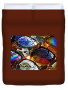 Glass Abstract 2 Duvet Cover