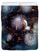 Glass Bubbles 1 Duvet Cover
