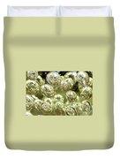 Glass Bubbles Duvet Cover