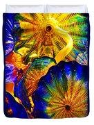 Glass Fantasy Duvet Cover