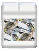 Glass House Duvet Cover