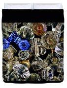 Glass Knobs Duvet Cover
