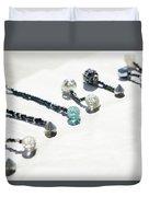 Glass Light Duvet Cover