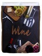 Winery Duvet Cover