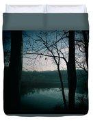 Glass River Duvet Cover
