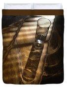 Glass Shadow Duvet Cover