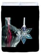 Glass Star Decoration Duvet Cover