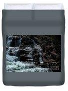 Glen Alpine Falls 8 Duvet Cover