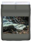 Glen Alpine Falls 9 Duvet Cover