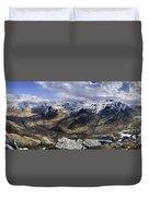 Glencoe - Scotland Duvet Cover