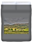 Glen Lyon Scotland Duvet Cover