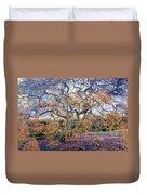 Glen Park Manor Garden Duvet Cover