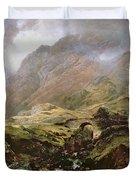 Glencoe Duvet Cover
