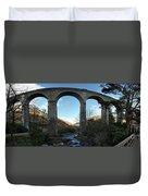 Glenfinnan Viaduct Duvet Cover