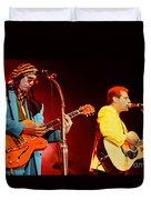 Glenn Frey Joe Walsh-1001 Duvet Cover