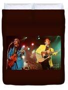 Glenn Frey Joe Walsh-1023 Duvet Cover