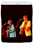 Glenn Frey Joe Walsh-1029 Duvet Cover