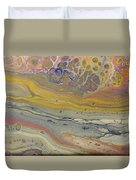 Glide Across The Galaxy 2 Duvet Cover