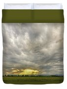 Glimmer Of Hope Duvet Cover