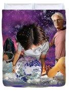 Global Dreaming Duvet Cover
