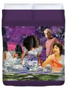 Global Dreaming Duvet Cover