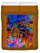 Globe Nebula Duvet Cover