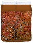 Glorious Autumn Duvet Cover