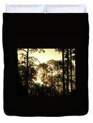 Glorious Dawn Duvet Cover