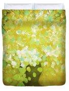 Glorious Flowers Duvet Cover