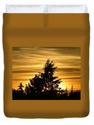 Glorious Guildford Sunset Duvet Cover