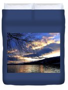 Glorious Twilight Hour Duvet Cover