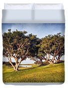 Glory In The Morning Pntb Duvet Cover