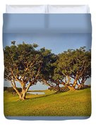 Glory In The Morning Txb Duvet Cover