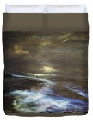 Glow Trail Duvet Cover