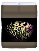 Glowing Beauty Duvet Cover