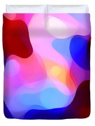 Glowing Light Duvet Cover